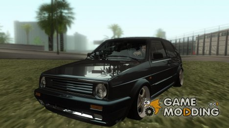 VW Golf MK2 eXqable's Customsfor GTA San Andreas