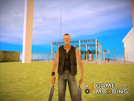 Merle Dixon (The Walking Dead)for GTA San Andreas