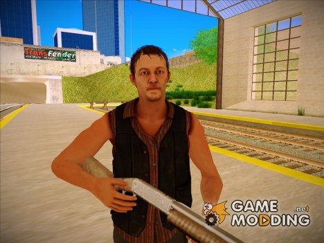 Daryl Dixon (The Walking Dead)for GTA San Andreas