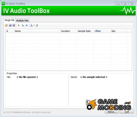 Audio ToolBox