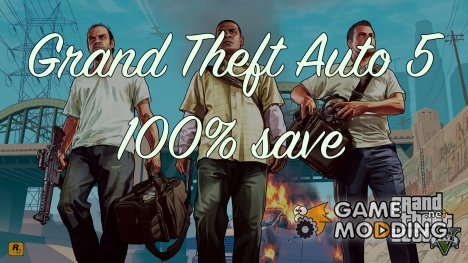100% Save game