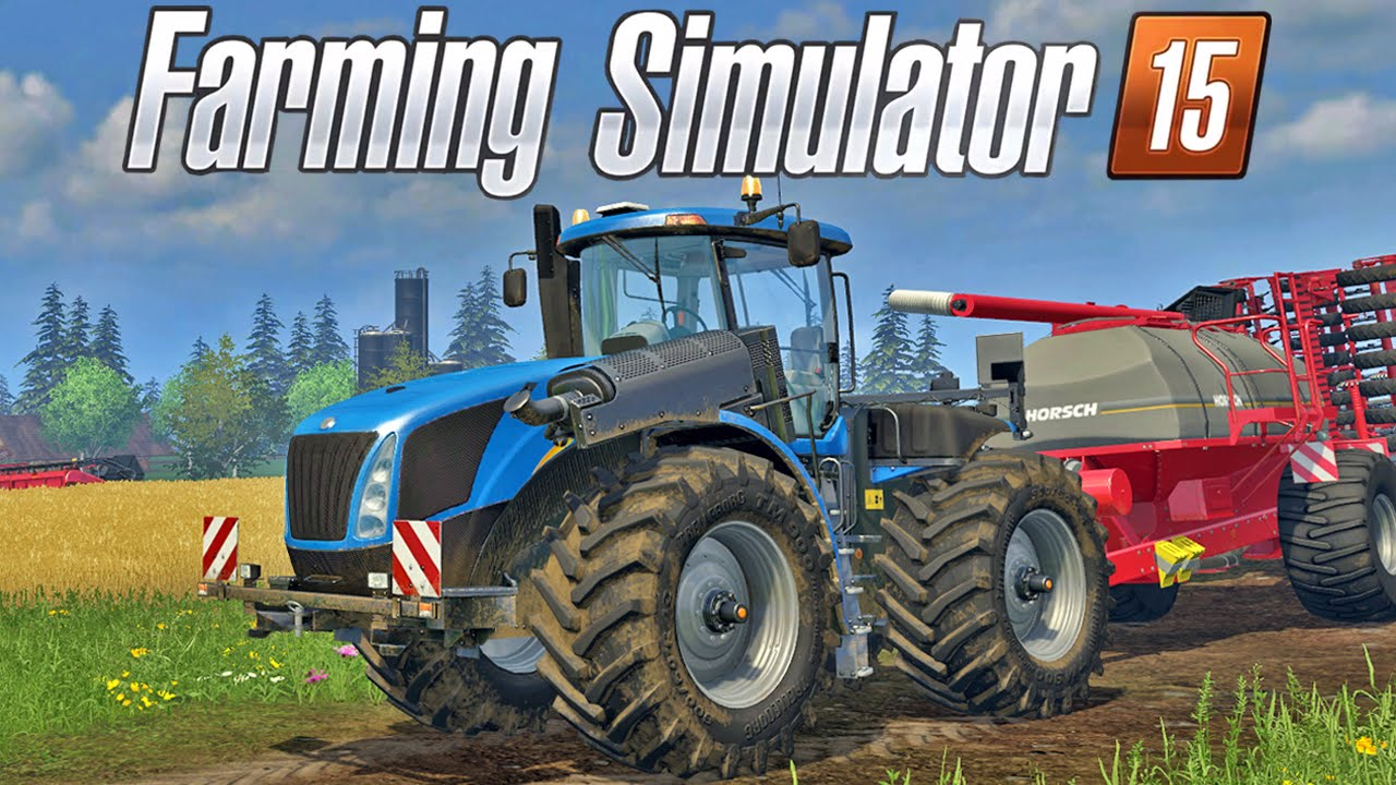 Lawn Mower Tractor >> The game Farming Simulator 2015, mods, all for playing farming simulator 2015