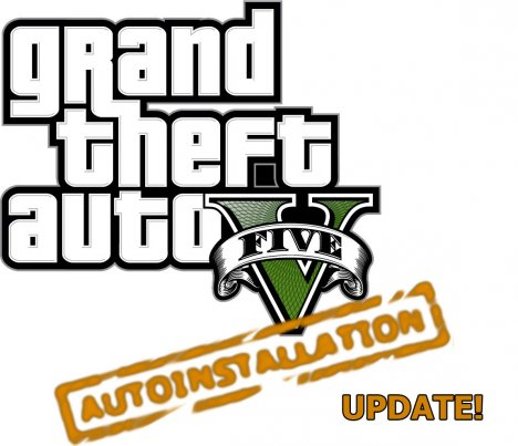 Improved automatic installation of mods for GTA 5