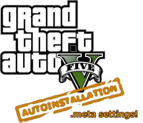 Automatic installation of GTA 5 settings